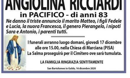 Angiolina Ricciardi