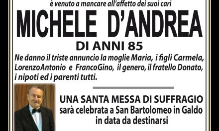 Michele D'Andrea