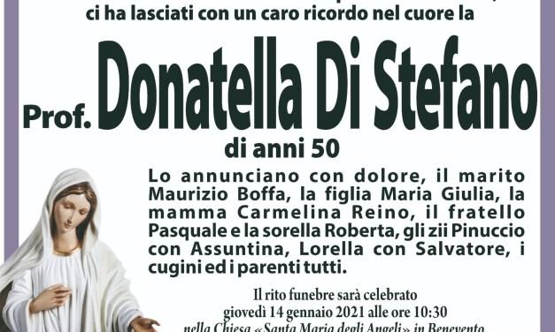 Donatella Di Stefano