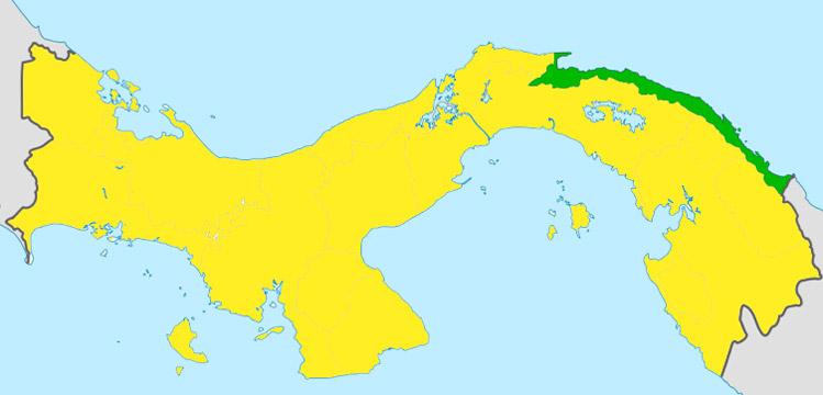 Guna Yala region