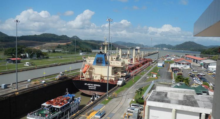 Panama Canal Colon Province