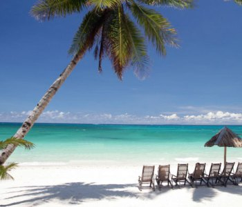 New Year on the San Blas Islands
