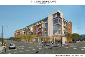 New Apartment Complex at San Bruno Ave and El Camino – They Are Selling Your Street