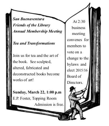 SBFOL Annual Membership Meeting