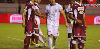 Saprissa vs San Carlos