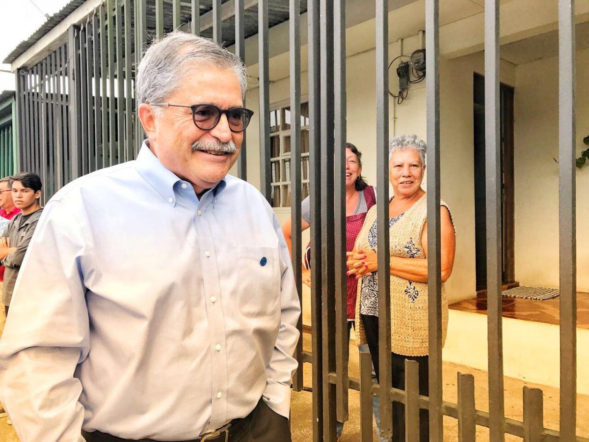 Juan Diego Castro propone que San Carlos sea provincia