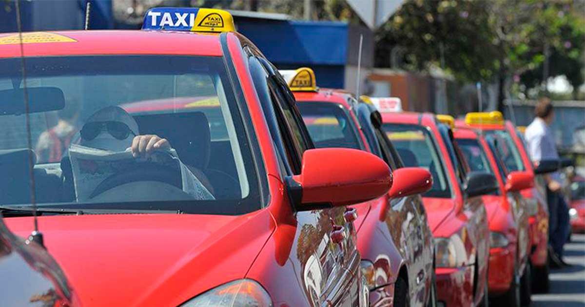 Sancarleños podrán pedir servicio de taxi por medio de una nueva aplicación