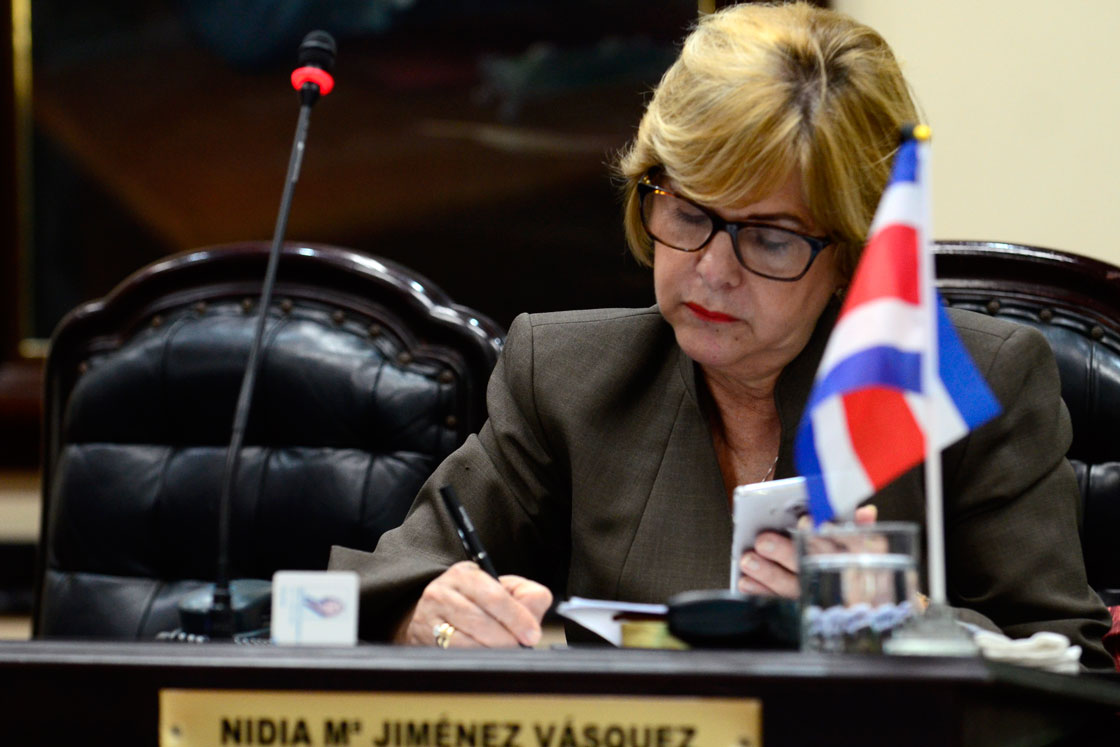 Diputada sancarleña renuncia a Comisión que investiga Cementazo