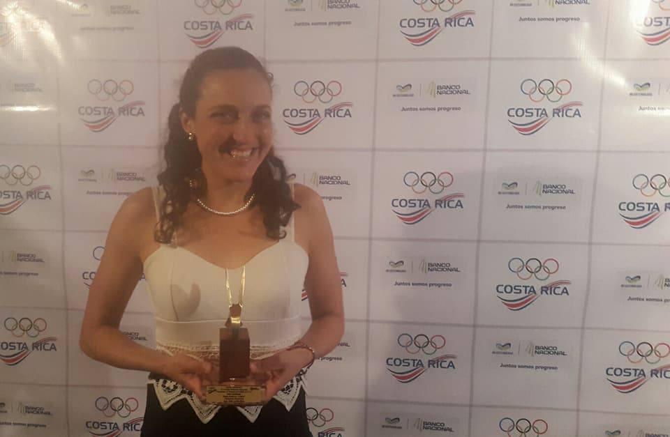 Sancarleña es la mejor triatleta del país
