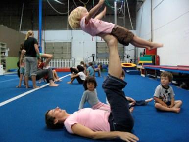 family-circus-acro