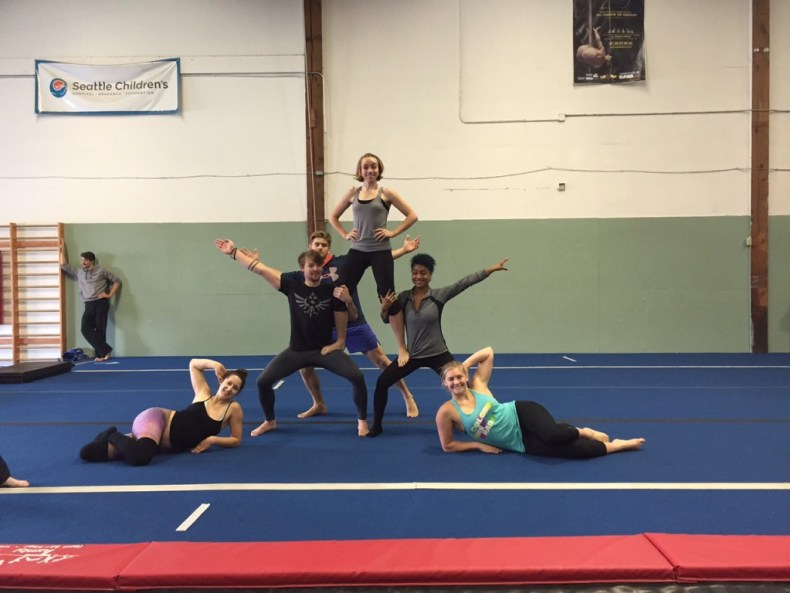 P3 Group Acro
