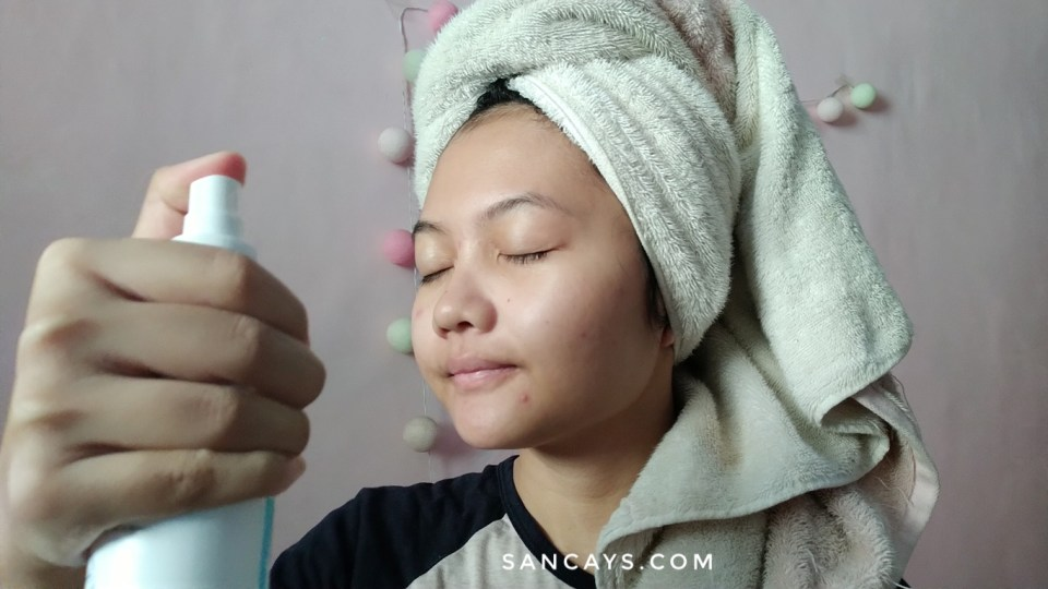clinelle purifying review 6