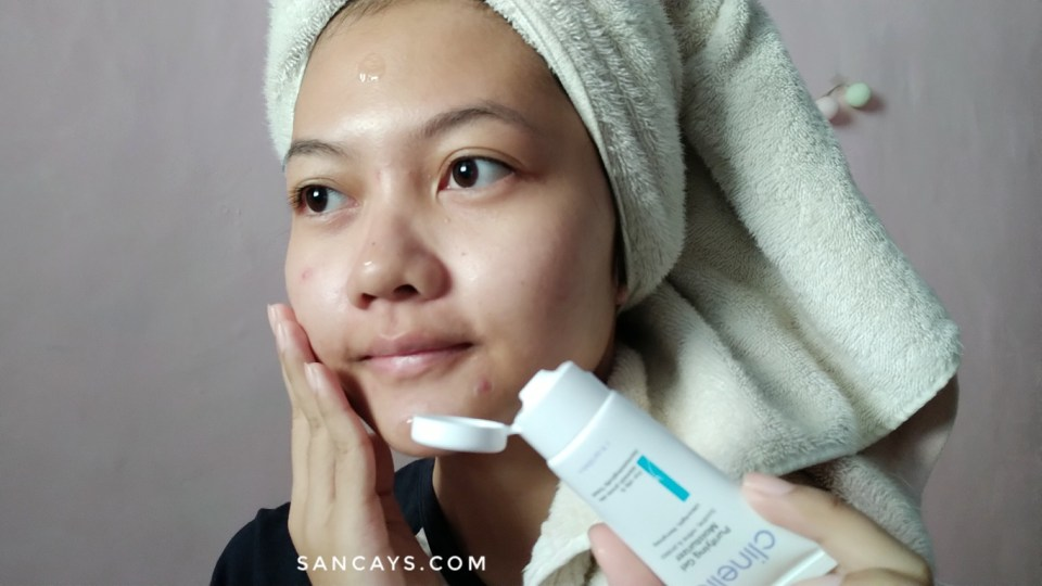 clinelle purifying review 8