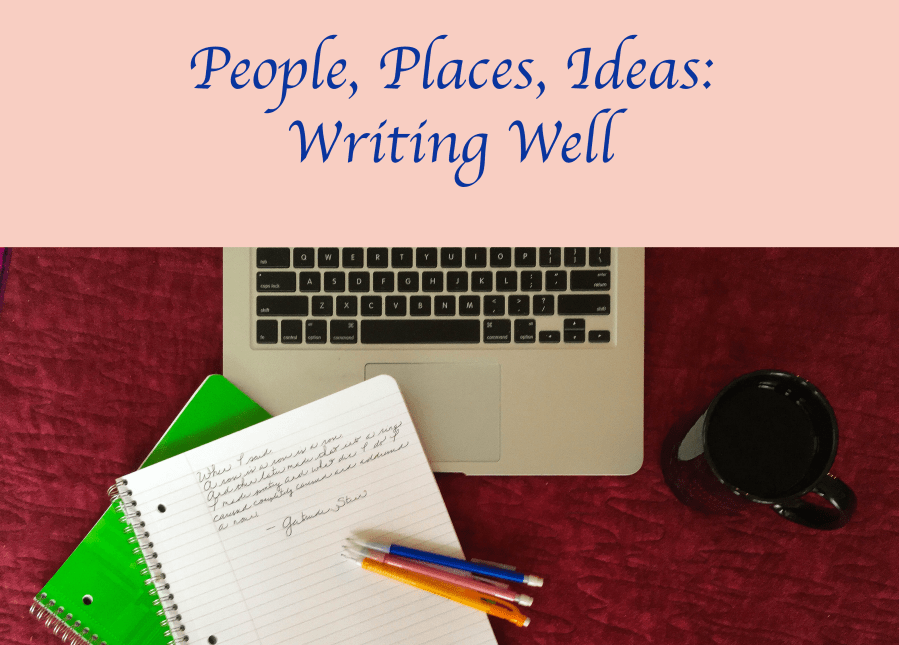 One of the best ways to add zest to your writing is to use nouns that bring a sense of life, especially people and places.