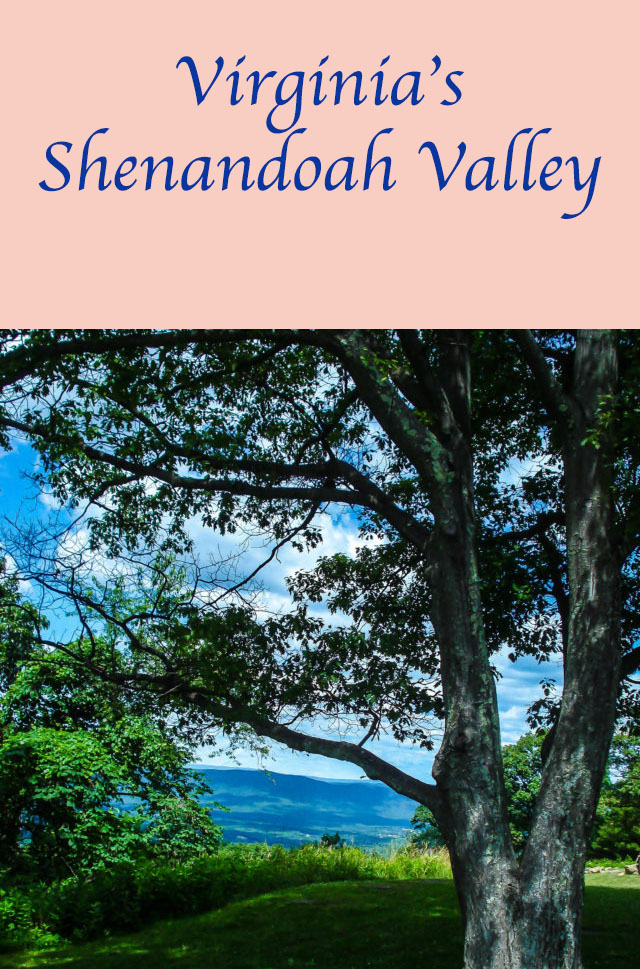 Virginia's #Shenandoah Valley is a land of beautiful variety.