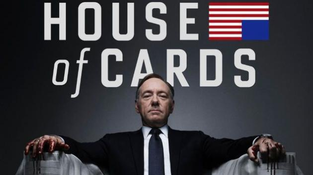 HOUSE OF CARDS II...