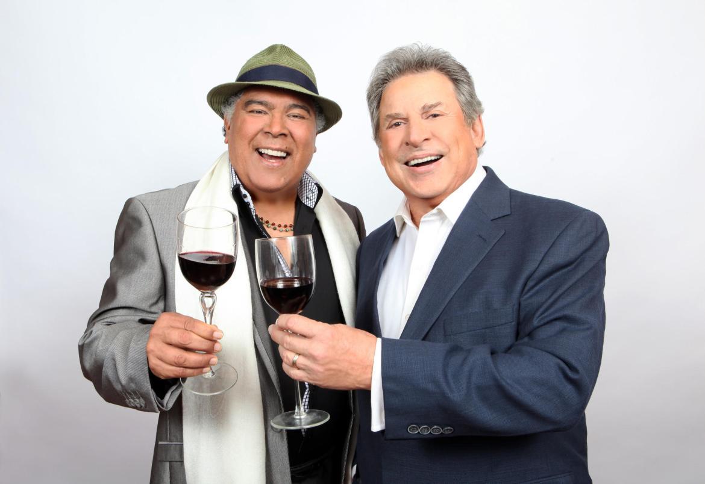 DANNY Y CHUCHO: DOS VOCES, UN SOLO CORAZON...