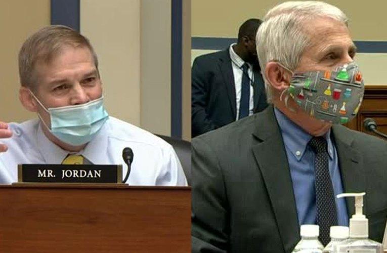 Jim Jordan vs Dr Fauci, cuando preguntar es un pecado.