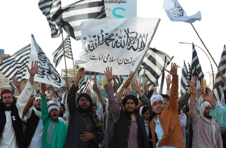 De vuelta a las cavernas: La Fiesta de los Talibanes.