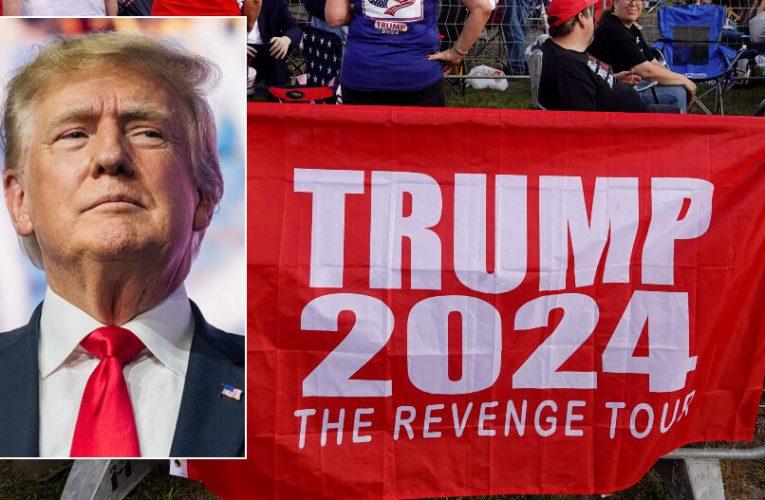 Trump lidera la preferencia para 2024.