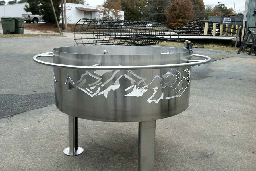 Fire Pit Ring  DIY or Store Bought?