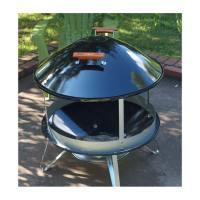 Weber-Portable-Fire-Pit   Fire Pit Landscaping Ideas ...