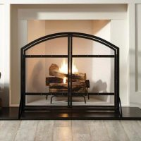 Fireplace Screens Home Depot: Find A Model Suitable To ...