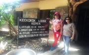 కెన్యా - టాంజానియా నదీతీరాలలో మా నడక