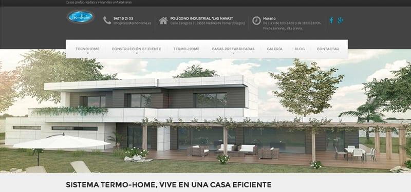 Sancotec - tecnohome casas modulares