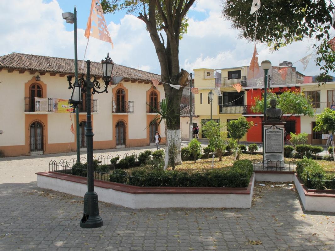 Resultado de imagen de La Merced y San Ramón san cristobal de las casas