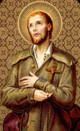 Saint Benedict Joseph Labre