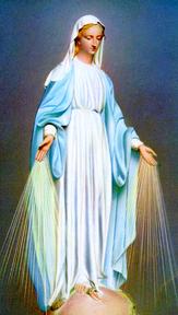 Notre Dame De Toute Grace : notre, toute, grace, Notre-Dame, Médiatrice, Toutes, Grâces