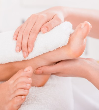 Reflexology – New To Sanctuary Aberdeen