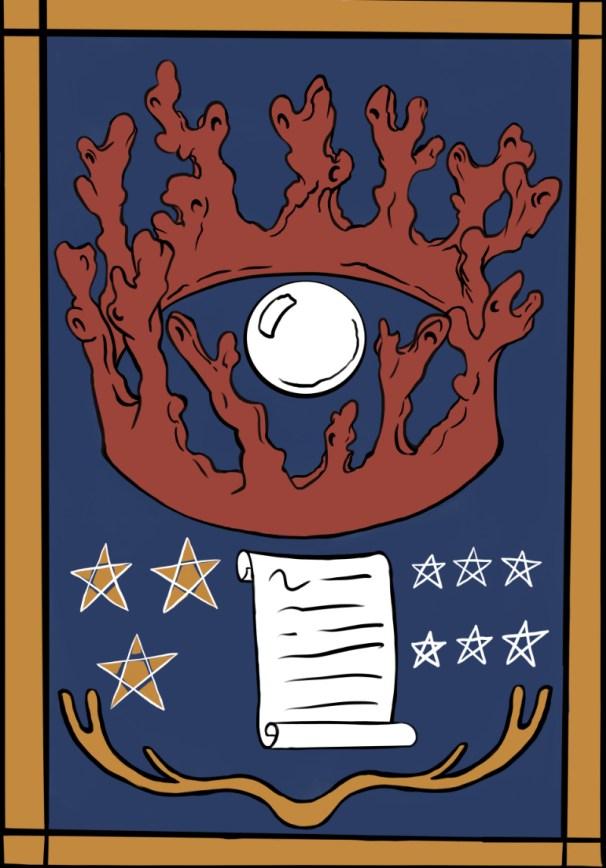 Crest of Sebal.