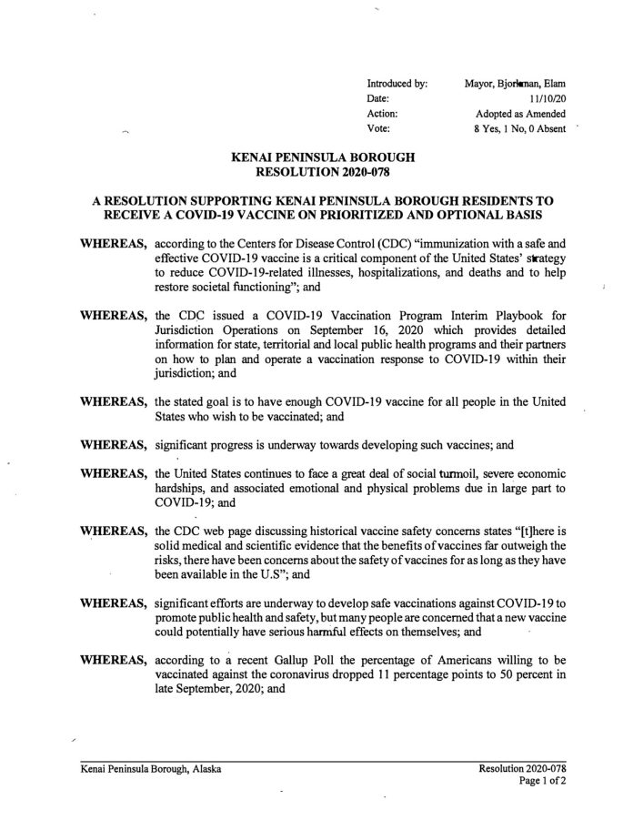 Vaccine Mandate Sanctuary Page 1