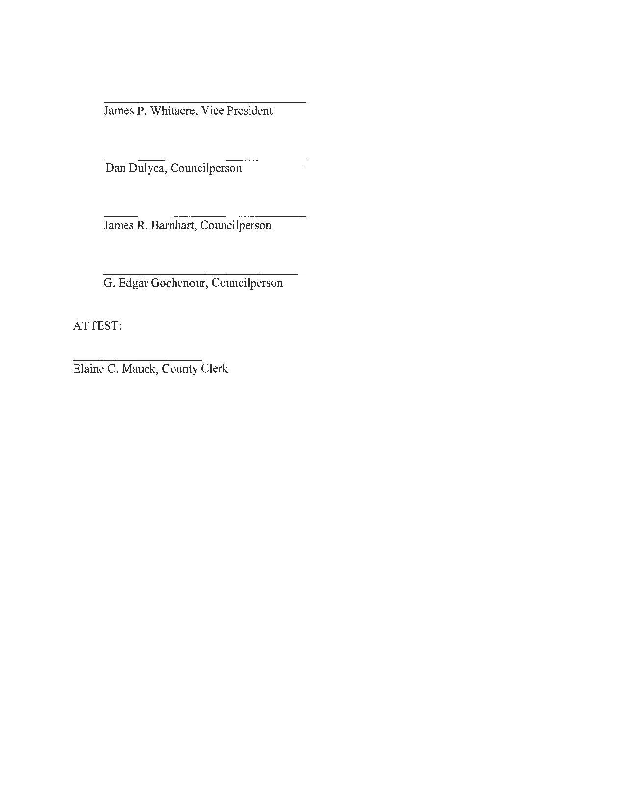 Berkley County West Virginia Second Amendment Sanctuary Resolution Page 3