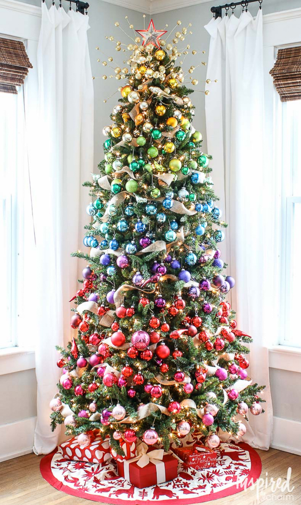 Ideas How To Decorate Christmas Tree