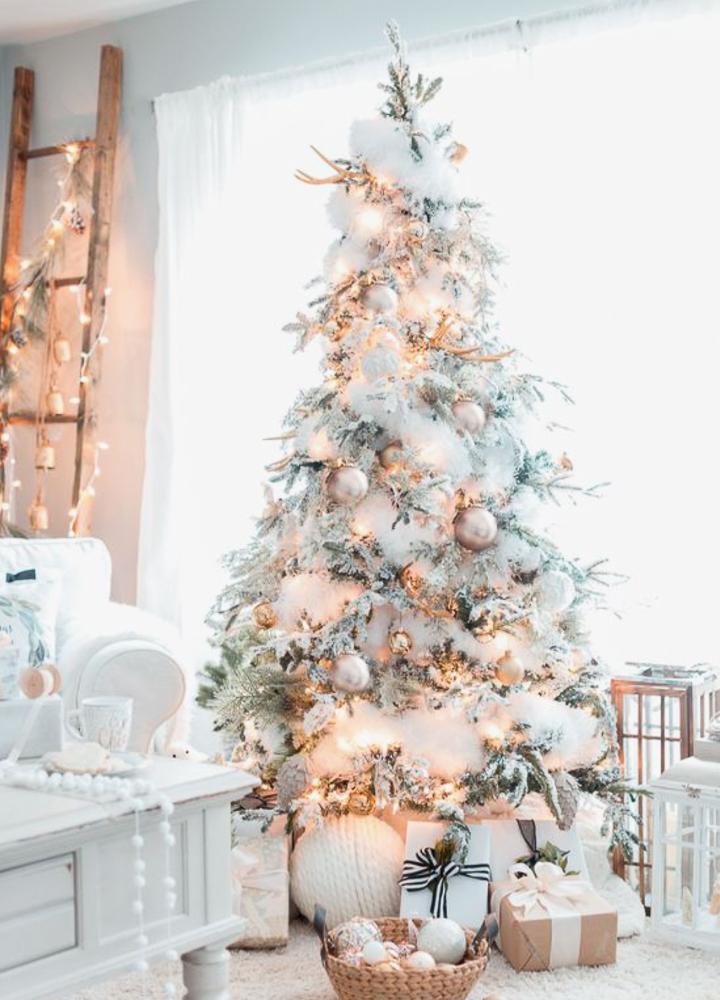 16 Inspiring Christmas Tree Decorating Ideas  Sanctuary