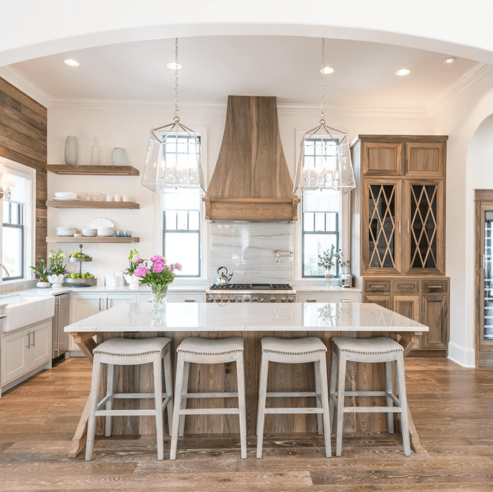The 15 Most Beautiful Kitchens on Pinterest  Sanctuary