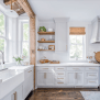 The 15 Most Beautiful Modern Farmhouse Kitchens On
