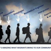 Migrants great contributions to our Community
