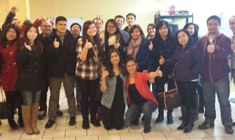 Know Your Rights trainings in immigrant congregations