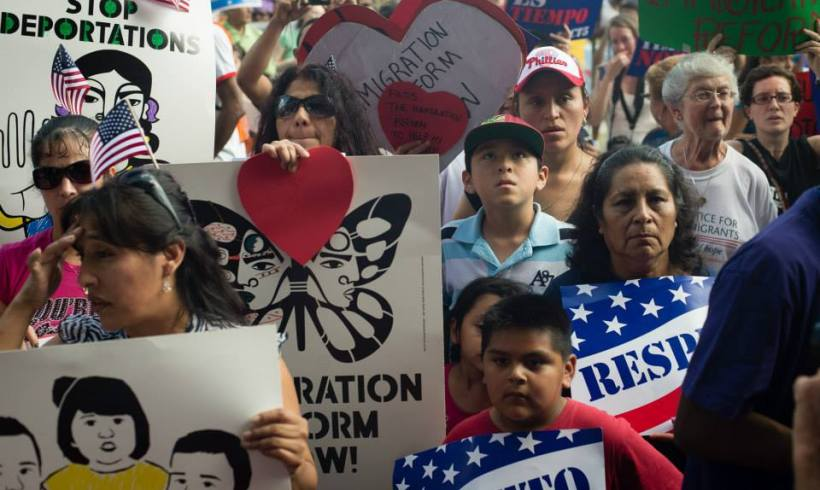 Action at ICE for immigration reform