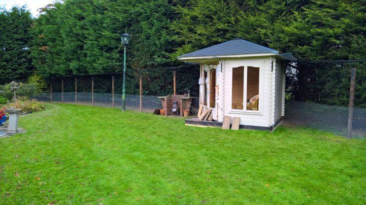 Cat fencing for garden in Kent