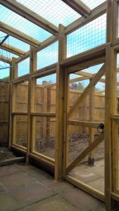 Large Waterproof Catio Cat Enclosure