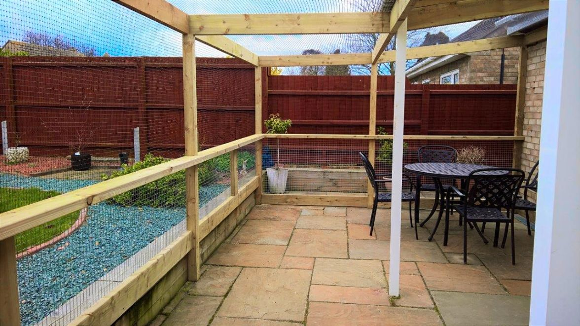 Outdoor catio UK