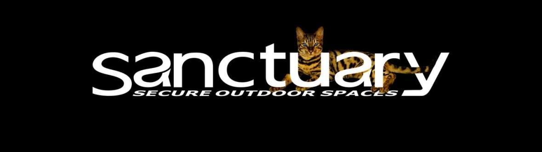 Cat Fencing Specialists logo - Sanctuary SOS Ltd