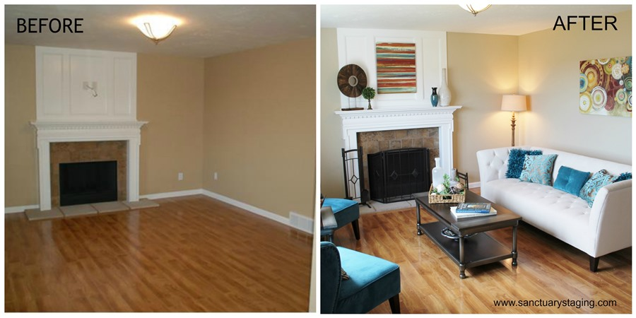 staging a living room sets houston tx large and small sanctuary styling resize 1623 before after