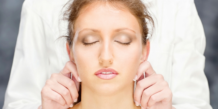 Indian Head Massage, sanctuary aberdeen, guild accredited.