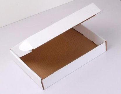 Gift Packaging White Paper 20*14*4cm 5pcs/lot Box Wedding Candy Bakery